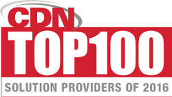 CareTek - CDN Top 100 Solution Providers of 2016